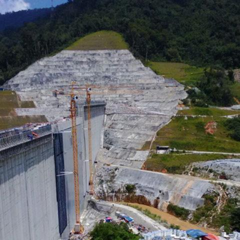 Salini – Ulu Jelai Hydroelectric Project