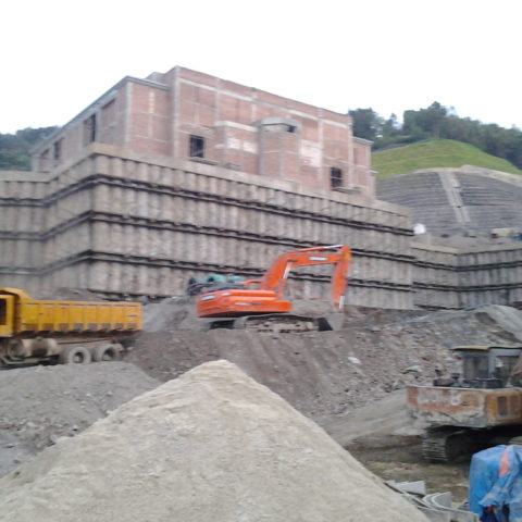 Bakun Hydroelectric Project